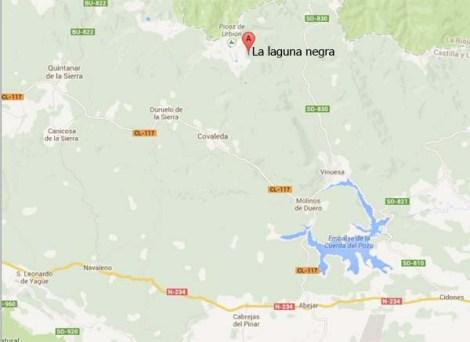 Laguna Negra, Soria - Google Maps