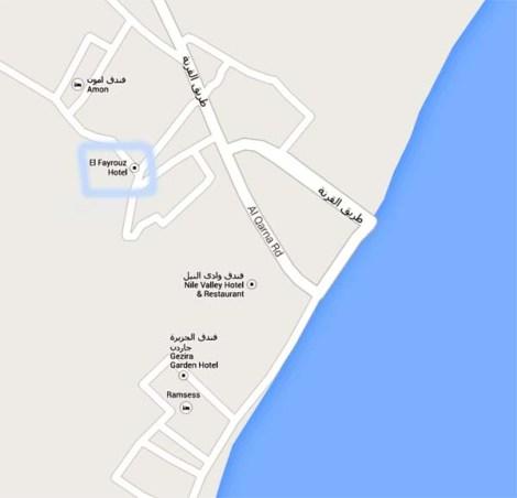 Lúxor, Luxor City, Luxor, Gobernación de Luxor, Egipto - Google Maps