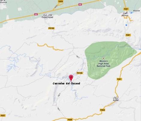 Cascadas de Ouzoud, Azilal Province, Tadla-Azilal, Marruecos - Google Maps