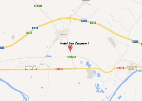 HOTEL CONVENTO I, Coreses - Google Maps