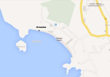 Palolem Beach, Distrito de Goa del Sur, Goa, India - Google Maps