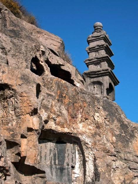 Luoyang - Grutas de Longmen