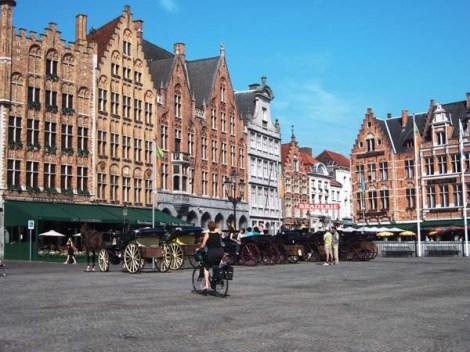Grote  Markt - Brujas