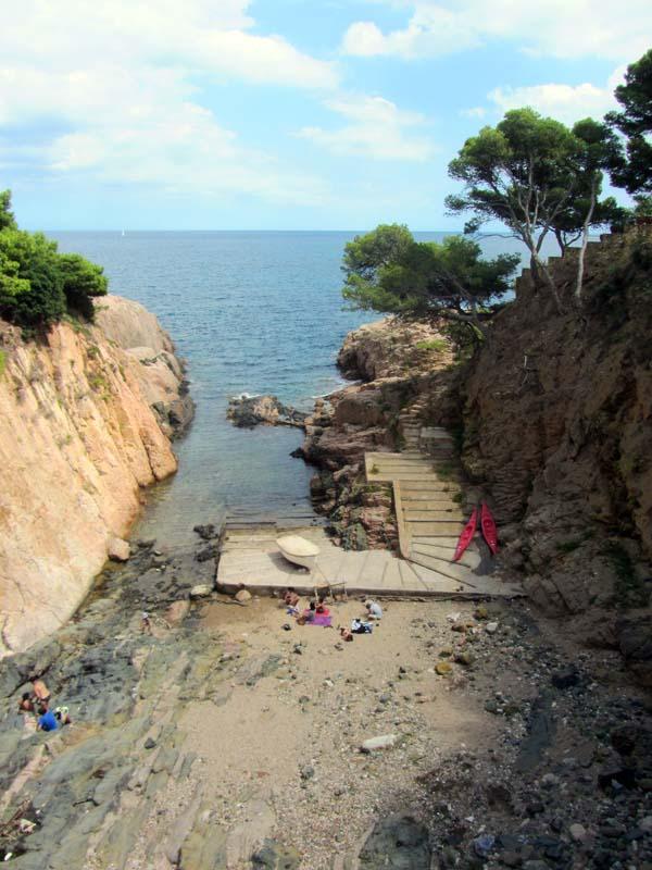 Piscina natural en begur elegant piscina natural en begur with piscina natural en begur - Aiguablava piscina natural ...