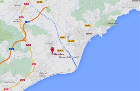 Marineland - Google Maps