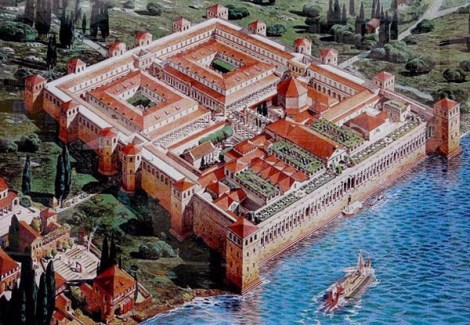 palacio de dioclesiano