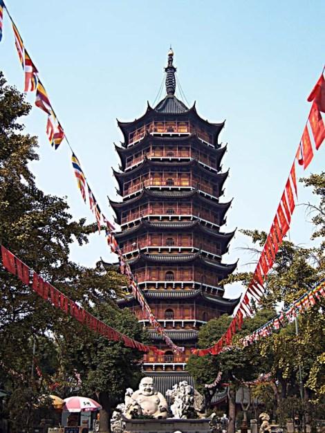 Pagoda del Templo Norte - Suzhou