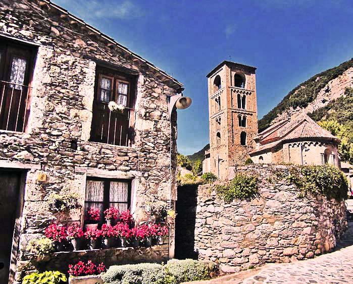 Pueblos De Gerona Mapa.10 De Los Pueblos Mas Bonitos De Girona Mi Mundo Viajero
