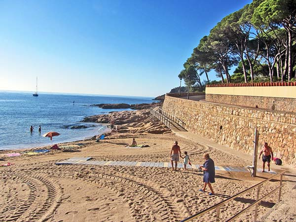 Camino De Ronda De S Agaro De Playa Sant Pol A Sant Feliu De Guixols Mi Mundo Viajero